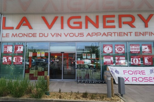 La Vignery Montévrain