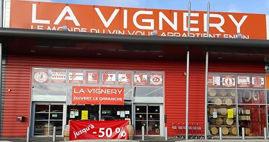 La Vignery Saint-Maximin